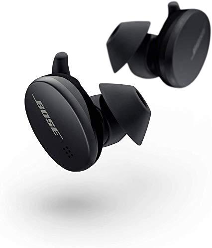 Bose Sport Earbuds - Auriculares realmente inalámbricos - Auriculares Bluetooth para entrenar y correr, Triple Midnight