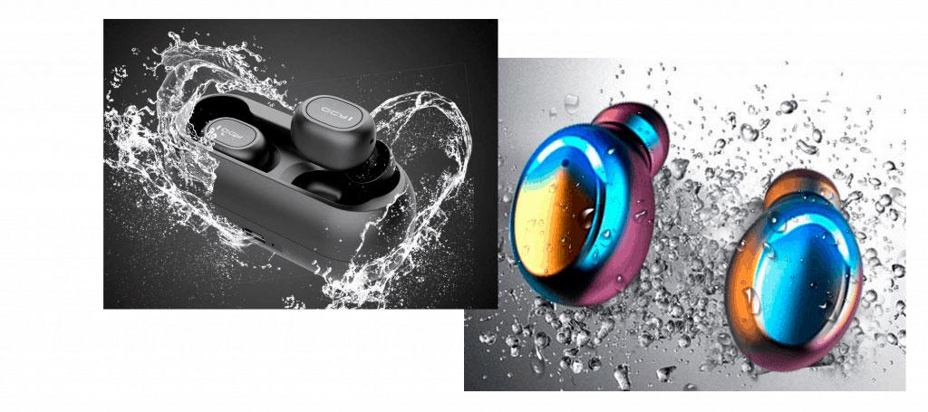 auriculares deportivos protección IPX